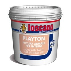 PLAYTON PITTURA MURALE PER INTERNI