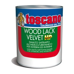 WOOD LACK VELVET HP SMALTO SATINATO