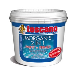 Morgan's 2in1 Paint & Primer