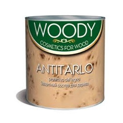 WOODY ANTITARLO AD ACQUA