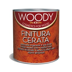 WOODY FINITURA CERATA A SOLVENTE CON FILTRI U.V.