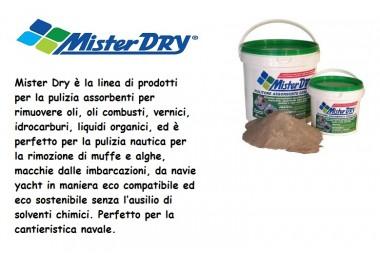 Mister dry cacialli